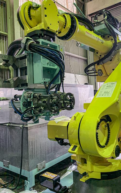 取出しロボットハンド各種